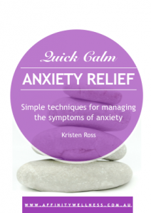 Anxiety Relief E-Book