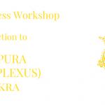 Manipura (solar plexus) chakra