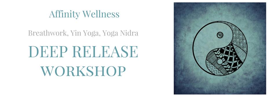 Deep release yoga workshop melbourne